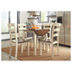 Woodanville Dining Table and 4 Chairs
