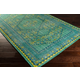 Hand Knotted 2' x 3' Area Rug