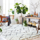 Hand Crafted Tassel Area Rug