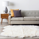 Home Accents Artistic Weaver Sheepskin Area Rug
