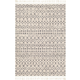 Modern Braided Tassel Area Rug