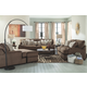 Fielding Sofa Oversized Chair and Ottoman