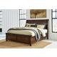 Porter California King Sleigh Bed