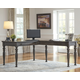 Devensted 2-Piece Home Office Desk