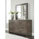 Deylin Dresser and Mirror