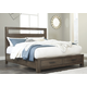 Deylin California King Panel Bed with Storage