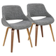 Fabrico Dining/Accent Chair (Set of 2)