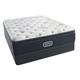 Beautyrest Silver Breakwater Plush Pillow Top Queen Mattress