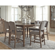 Tanshire Counter Height Dining Room Table