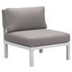 Patio Armless Chair
