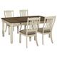 Bolanburg 5-Piece Dining Room Set