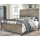 Aldwin Queen Panel Bed