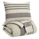 Schukei 3-Piece Queen Comforter Set