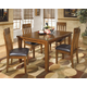 Ralene Dining Table and 4 Chairs