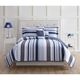Striped Twin Comforter Set