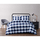 Plaid Twin XL Comforter Set