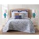 Floral Print Twin XL Quilt Set