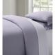 Ruffled Edge Full/Queen Comforter Set