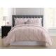 Pleated Twin Comforter Set