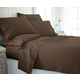 3 Piece Luxury Ultra Soft Twin Sheet Set
