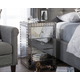 Azura Nightstand Bedside Table