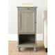 Wooden Storage Cabinet with Pull Out Tray