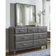 Caitbrook Dresser and Mirror