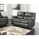 Long Knight Power Reclining Loveseat