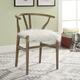 Duver Wishbone Chair