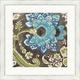 Giclee Flower Patterned Wall Art