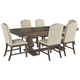Johnelle Dining Table and 6 Chairs