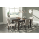Deylin Dining Table and 4 Chairs