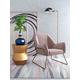 Modern Velvet Accent Chair