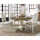 Grindleburg Dining Table and 4 Chairs