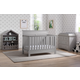 Delta Children Serta Fall River 4-in-1 Convertible Crib