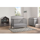 Delta Children Serta Ashland 4-in-1 Convertible Crib