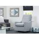 Delta Children Kenwood Slim Nursery Glider Swivel Rocker Chair