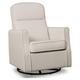 Delta Children Blair Slim Nursery Glider Swivel Rocker Chair