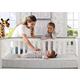Delta Children Serta iComfort Sweet Retreat Crib and Toddler Mattress