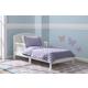 Delta Children Abby Wood Toddler Bed