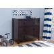 Delta Children 3 Drawer Dresser & Changing Table Top