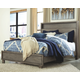 Arnett Queen Bookcase Bed