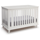 Delta Children Ava 4-in-1 Convertible Crib Set