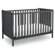 Delta Children Heartland Classic 4-in-1 Convertible Baby Crib Set