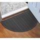 Home Accent Aqua Shield Chevron 24