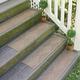 Home Accent Aqua Shield Diamonds Stair Treads (Set of 4)
