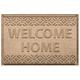 Home Accent Aqua Shield Welcome Home 2' x 3' Doormat