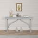 Carolina Wood Veneer Console Table