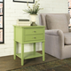 Nia Cottage Hill Accent Table with 2 Drawers