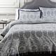 Cotton 3 Piece Full/Queen Duvet Bedding Set
